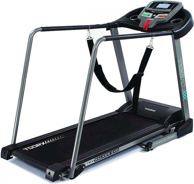 tapis roulant toorx trx walker evo (camminatore) 8029975993751