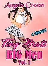 Tiny Brats & Big Men - Vol. I: 4 TABOO Man of the House HUGE SIZE Stories (Big Man Book 5)