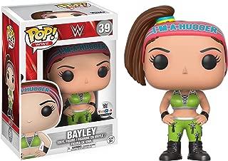 Funko Bayley (Toys R Us Exclusive): WWE x POP! WWE Vinyl Figure & 1 POP! Compatible PET Plastic Graphical Protector Bundle [#039 / 14830 - B]