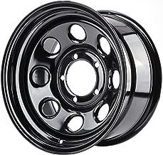 JEGS 681133 Baja-8 Steel Wheel Diameter & Width: 16 x 8