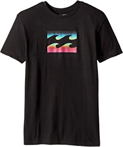 Billabong Kids - Team Wave Tee (Big Kids)