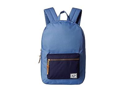 Herschel Supply Co. Settlement Mid-Volume (Riverside/Peacoat) Backpack Bags
