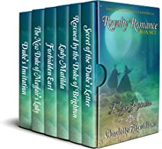 Teen and Young Adult Historical Royalty Romance Box Set - Short Reads: Dukes, Kisses and Bridal Wishes