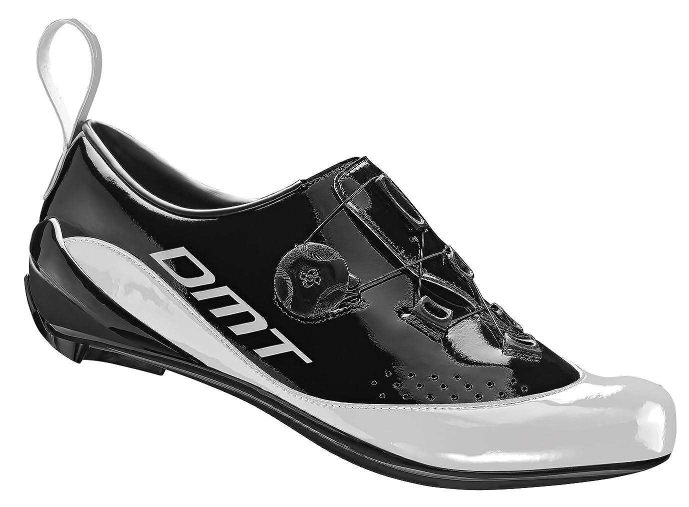 縮約しみ成果DMT 自転車用ビンディングシューズ T1 トライアスロン用
