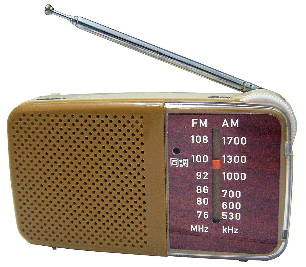 くつろぎ付き添い人曲ホームラジオJr.R15-606