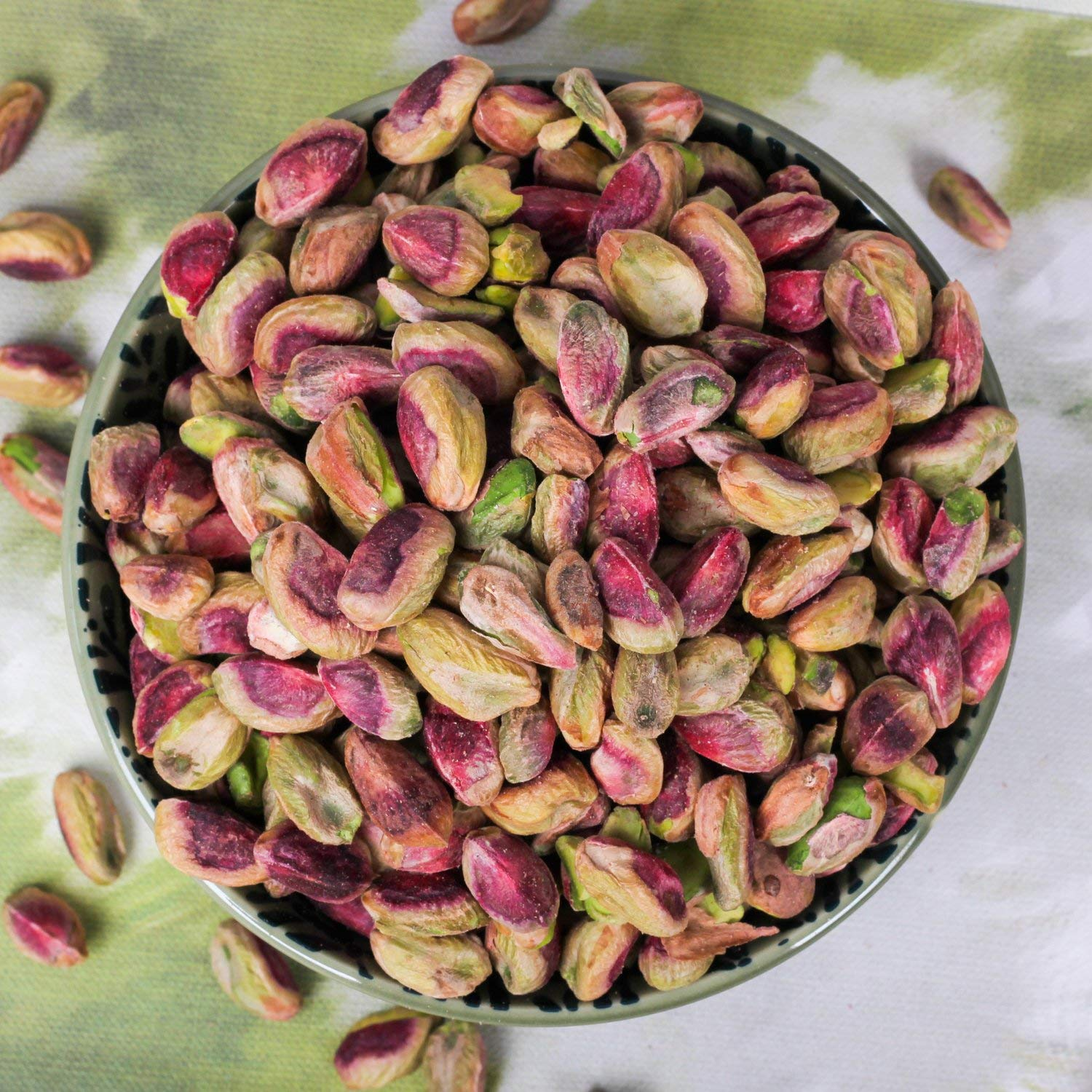 NatureVit Pistachios Kernels Without Shell, 200gm