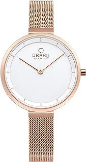 ساعة رسمية من اوباكو موديل V225LXVIMV)