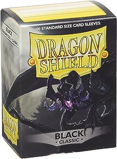 Dragon Shield Sleeves Classic Black(100)