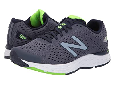 New Balance 680v6 (Pigment/RGB Green) Men