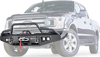 WARN 100916 Ascent Front Bumper: Ford F150 (2018)