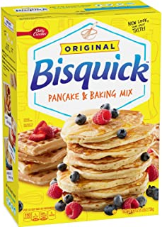 Bisquick Original Pancake and Baking Mix (96 oz. box) (pack of 2)