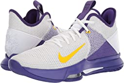 White/Metallic Gold/Voltage Purple
