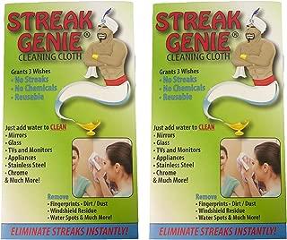 Best streak genie cleaning cloth Reviews