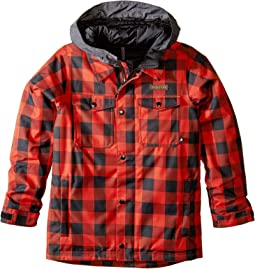 Bitters Buffalo Plaid