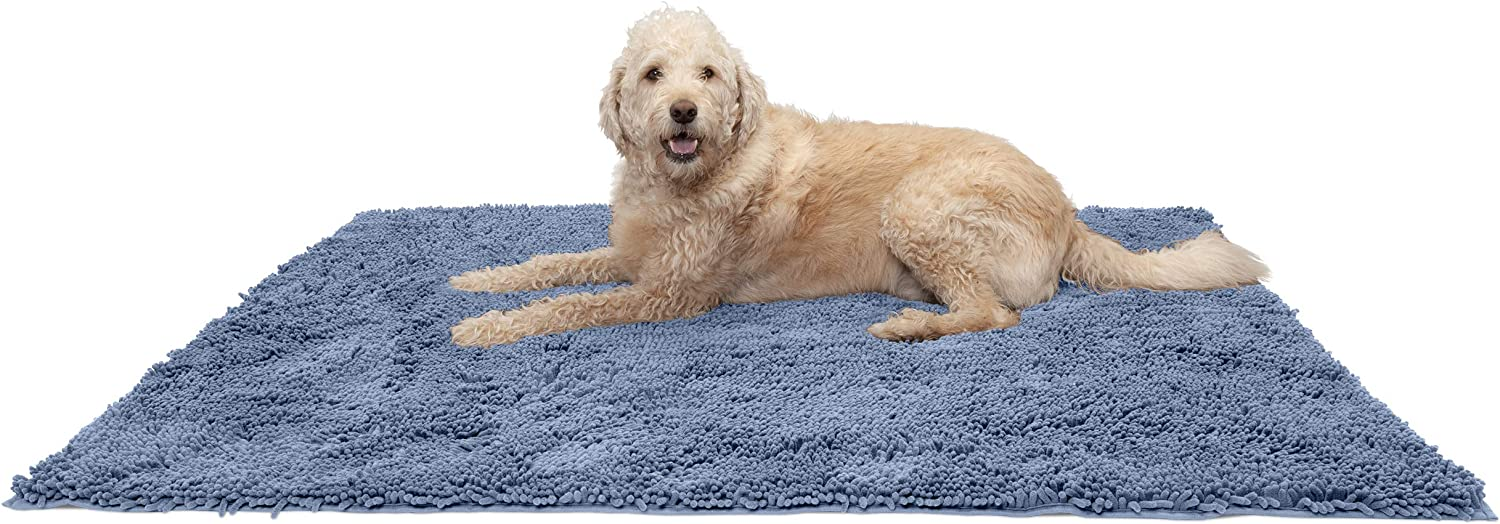 Furhaven Pet Bed Mat for Dogs Large discharge sale and Paws Absorbent Easy-to-use Muddy Cats Ch -