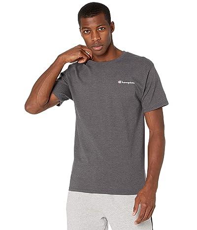 Champion Classic Graphic T-Shirt (Granite Heather) Men
