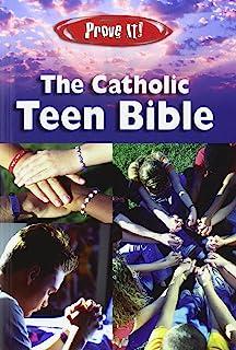 Prove It! Catholic Teen Bible - Revised Nab: NAB Version