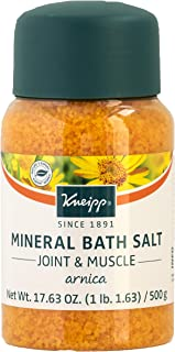 Sponsored Ad - Kneipp Arnica Mineral Bath Salts, Joint & Muscle 17.63 Ounces