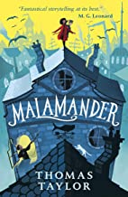 Malamander (The Legends of Eerie-on-Sea) (English Edition)