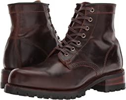 Frye - Addison Lug Lace-Up