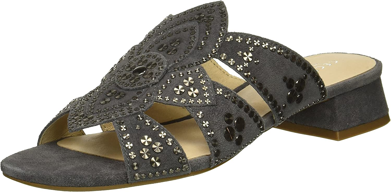 Cecelia New York Womens Martini Slide Sandal