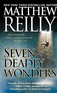Seven Deadly Wonders: A Novel (Jack West, Jr. Book 1)