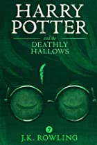 Cover image of Harry Potter and the Deathly Hallows by J.K. Rowling