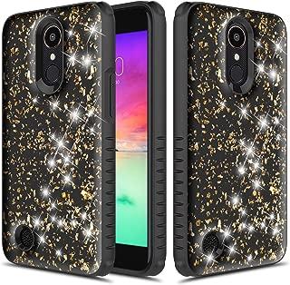 Best lg k20 plus glitter case Reviews