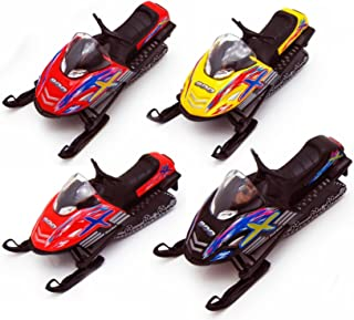 Die-cast Snowmobile Toy (1-pc Random Color)