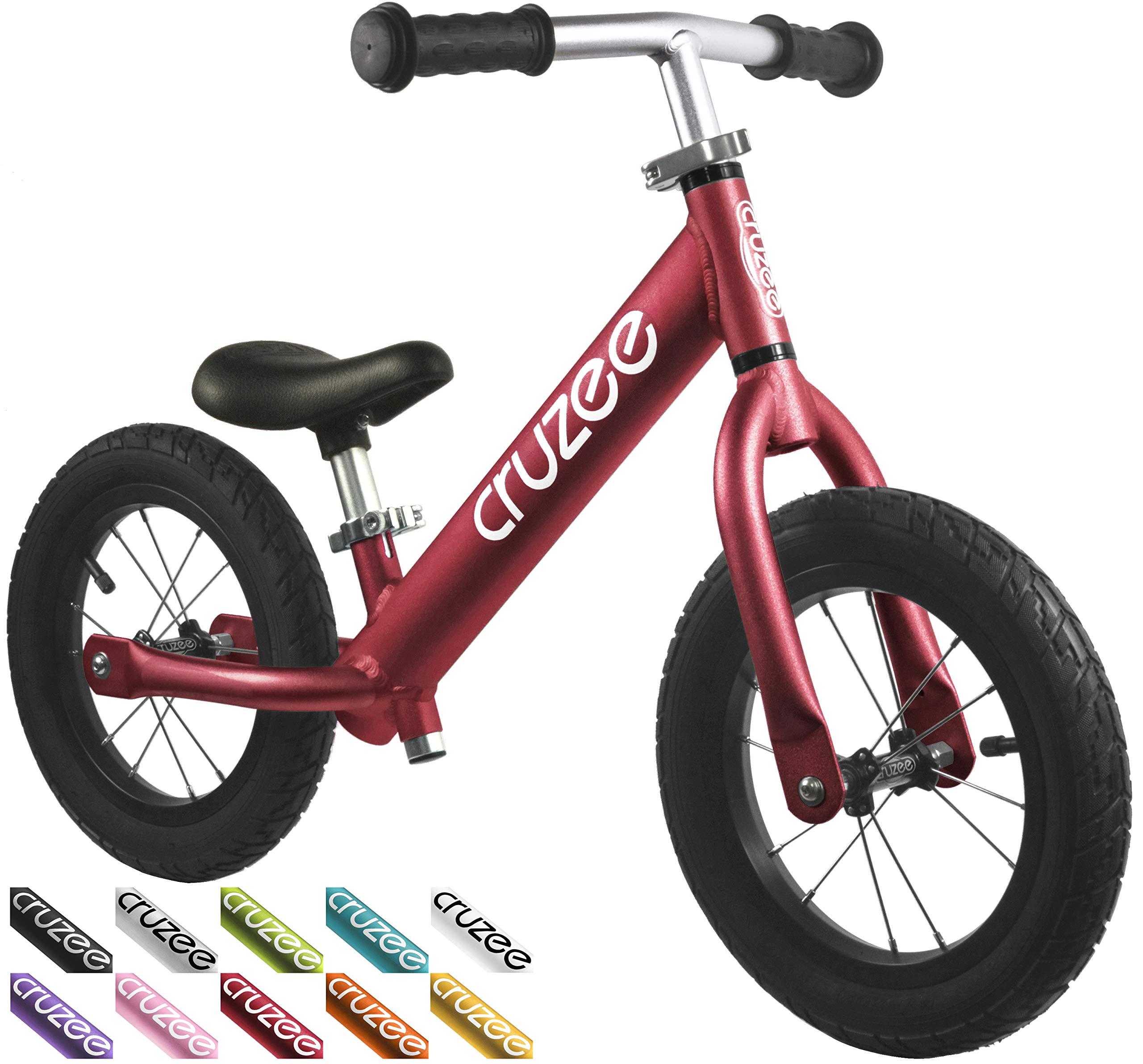 Cruzee Ultralite Bicicleta de Equilibrio de Aire (4. 8 Libras) Edades 1. De 5 a 5 años.: Amazon.es: Deportes y aire libre