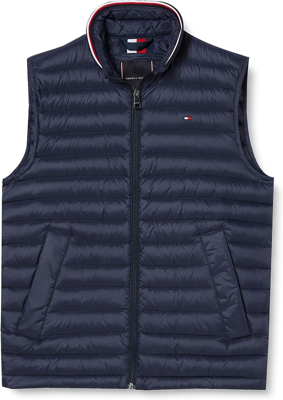 Tommy Hilfiger Core Packable Down Vest, Chaqueta Hombre