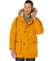 Multiple Pocket Heavyweight Coat