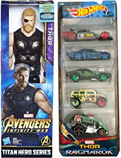 Thor Action Figure Titan Hero Series 12