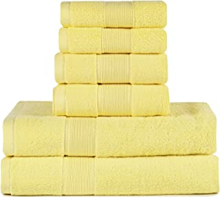 F-TOHASD Towels Towel Set,100% Cotton, Quick Dry Highly Absorbent, Bathroom Towels, Soft and Plush,Perfect for Daily Use (...