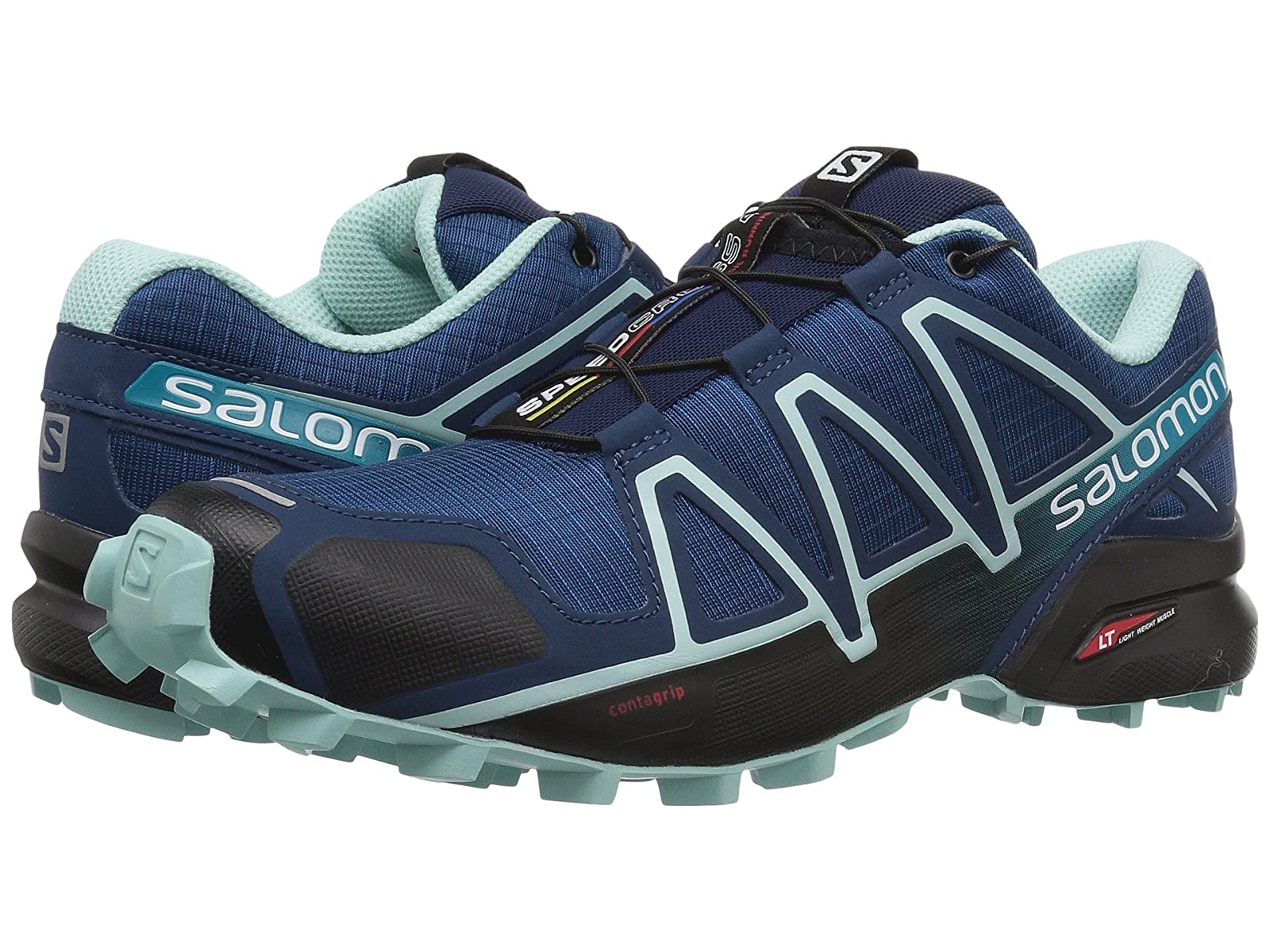 Salomon Speedcross 4Atmospheric grades have affordable shoes