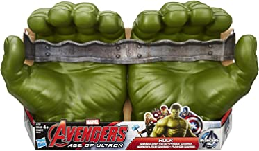 Avengers Marvel Gamma Grip Hulk Fists