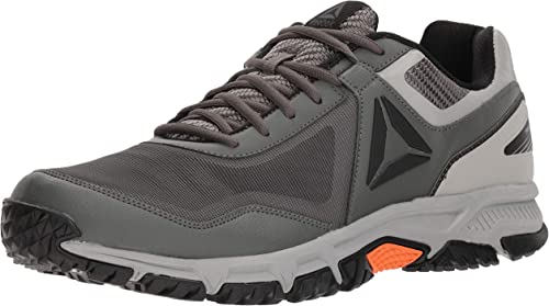 Reebok Men's Ridgerider Trail 3.0 Walking chaussures, noir Primal rouge, 11 M US