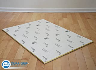 DURA-GRIP®® Floor Shield and Protector Under Pet Crates - Moisture Resistant - Protects Floors from Spills & Urine, use Under pet Crate to Prevent Slipping and Damage