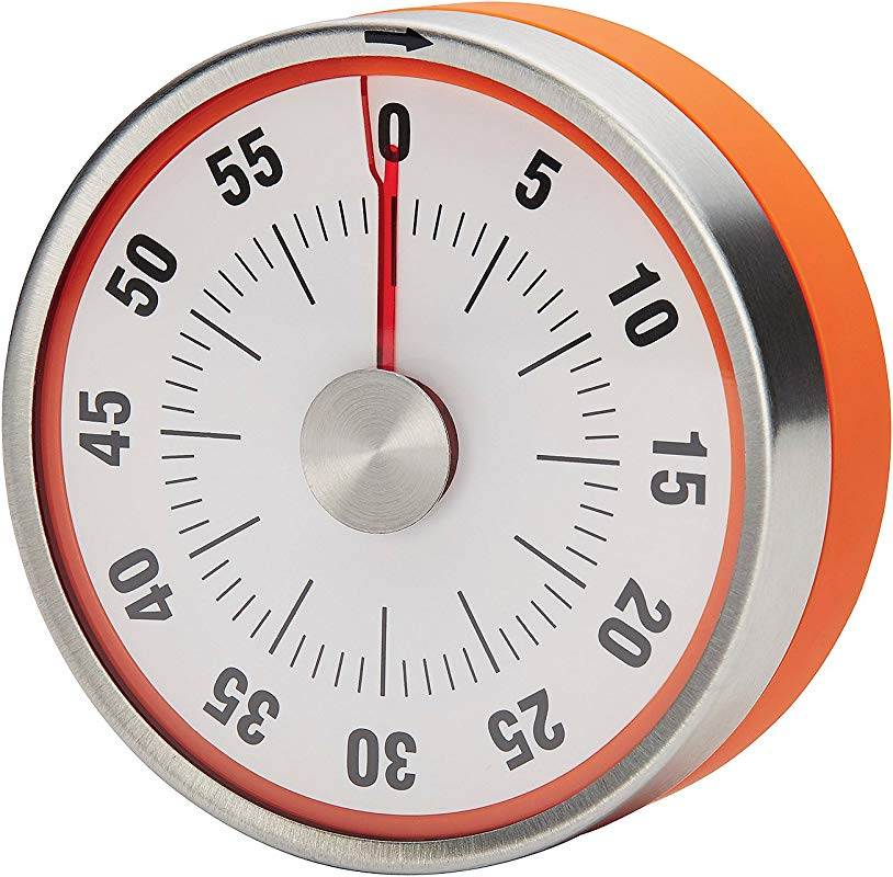 Rachael Ray Magnetic 60 Minute Kitchen Timer