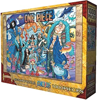 Ensky 1000 Piece Jigsaw Puzzle One Piece 20Tanniversary (50 X 75 Cm) (japan import)