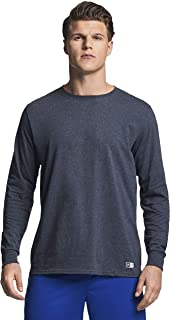 Men's Cotton Performance Long Sleeve T-Shirt