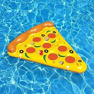 Swimline Inflatable Pizza Raft And Swimline Beer Mug Float Raft For Pool/Lake