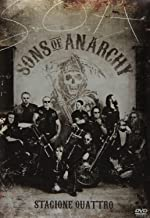 sons of anarchy - season 04 (4 dvd) box set DVD Italian Import
