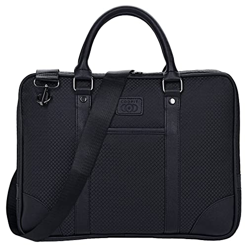 5a05b3fc37 Coofit Sac à main homme Porte-documents Oxford Sacoche Business homme  d'ordinateur Sac