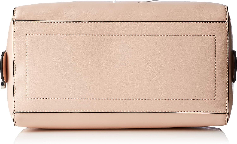 Trussardi Jeans T-easy Bauletto Monocolor, Sac porté main Rose (Light Pink)