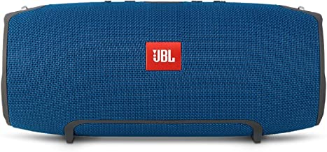 JBL Xtreme Portable Wireless Bluetooth Speaker (Blue) - European Version