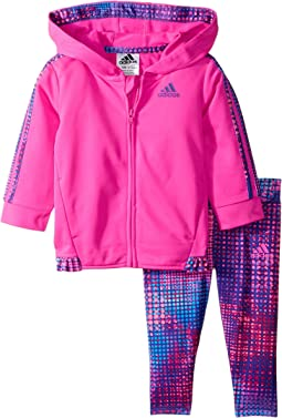 adidas Kids - Colors Ignite Tricot Set (Infant)