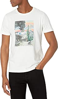 Nudie Unisex Roy Someplace Collage T-Shirt