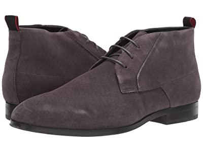 BOSS Hugo Boss Boheme Dessert Boot (Dark Grey) Men