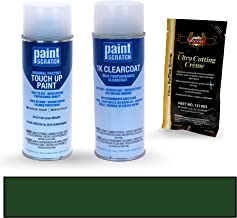 PAINTSCRATCH Great Falls Green Metallic LR6Z/8U for 2018 Volkswagen GTI - Touch Up Paint Spray Can Kit - Original Factory OEM Automotive Paint - Color Match Guaranteed